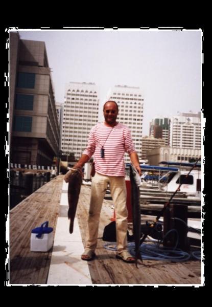 Pêche Abu Dhabi 7