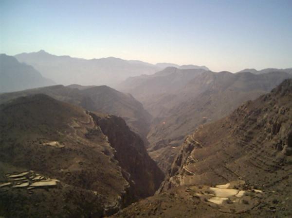montagnes d'Oman.10