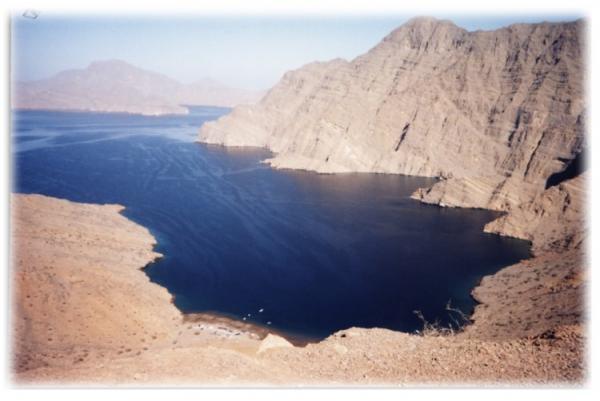montagnes d'Oman.2