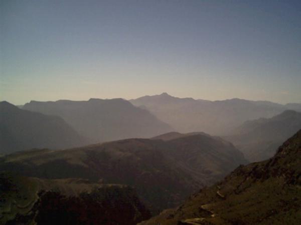 montagnes d'Oman.3