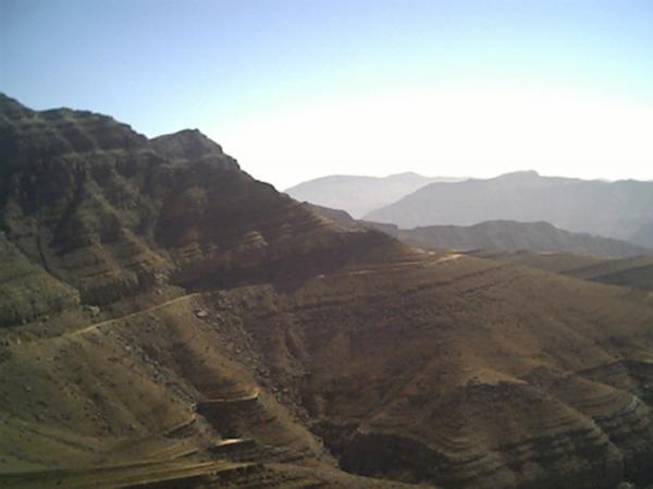 montagnes d'Oman.5