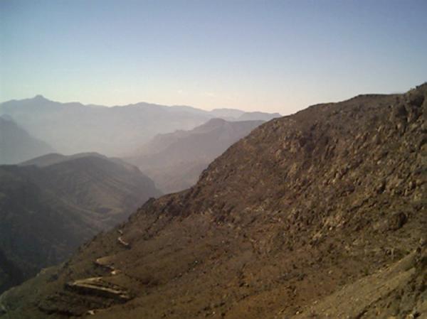 montagnes d'Oman.7