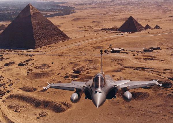 Rafale Pyramide