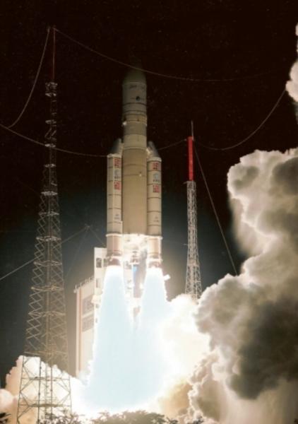 Ariane 5. Tir 2006.